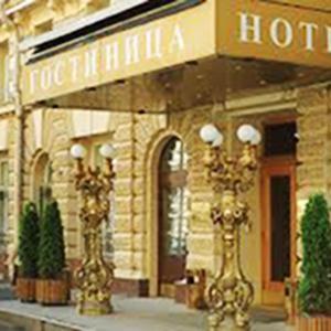 Гостиницы Пышмы