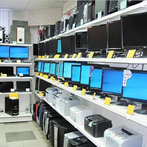 Компьютерные магазины Пышмы