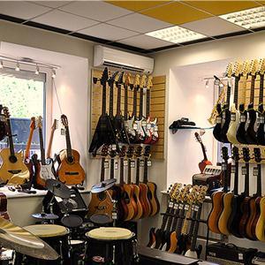 Музыкальные магазины Пышмы