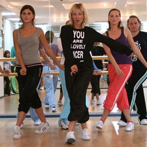 Школы танцев Пышмы