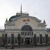 Железнодорожные вокзалы в Пышме