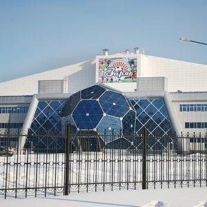 Спортивные комплексы Пышмы