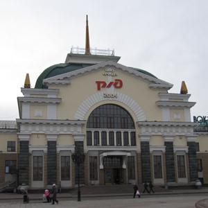 Железнодорожные вокзалы Пышмы